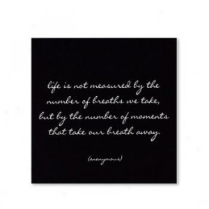 Life Not Measured Magnet