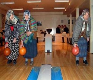 Bowling Grannies