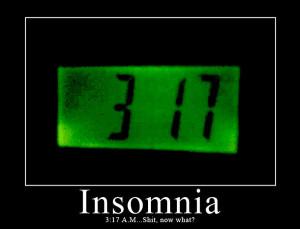 Insomniac's Problem
