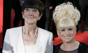 Bafta TV awards: June Brown and Barbara Windsor Photograph: Neil ...