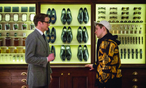 Starring: Colin Firth, Taron Egerton, Samuel L. Jackson