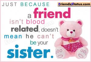 Best Friend Sister