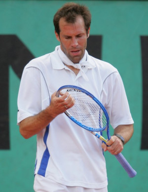 2006 french open day two in this photo greg rusedski greg rusedski of