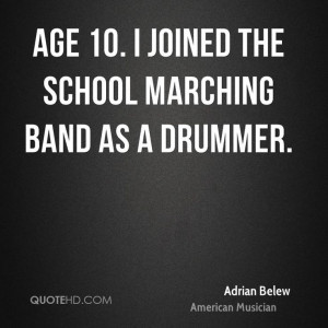 Famous drummer quotes