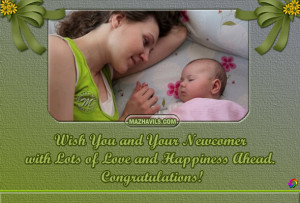 Sayings for baby and messages excellent collection of New Baby Wishes ...