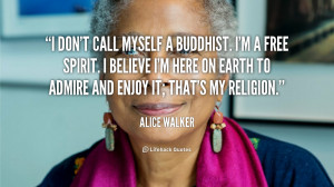 the life and works of alice walker A discussion of alice walker's work, focusing on the color purple  throughout  her life, celie is brought down by men, but she is liberated by.