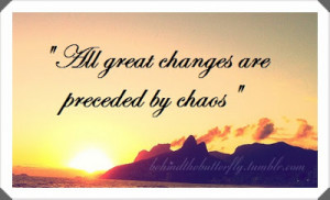 New Beginning New Chapter In Life Quotes