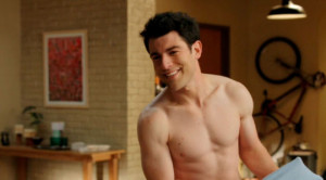 "Do you like Schmidt's body from the hit series ""New Girl?"" Mr ..."