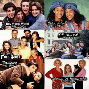 90s shows | 90s shows - The 90s