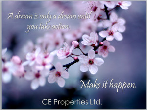 quote-cherry blossom