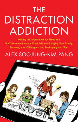 ... contradiction, but new apps try to cure our distraction addiction