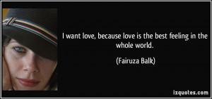 More Fairuza Balk Quotes