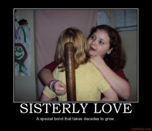 30 Sarcastic Sisterly Advises