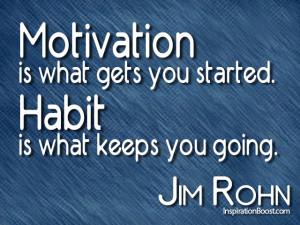 Motivation-Habit-Quote