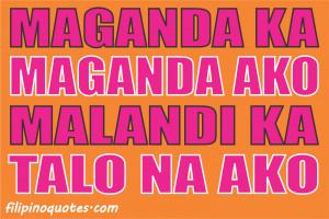 Aanhin mo ang ganda at hubog ng katawan, kung simpleng katanungan eh ...