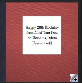 Happy 28th Birthday Ctu news: happy 28th birthday,