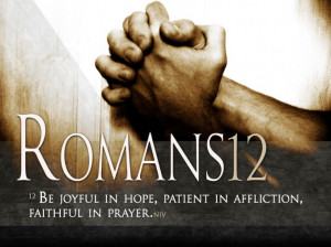 Prayer That Brings Hope and Encouragement