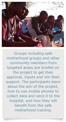 ... Solutions Breaking Barriers to Improve Access to Maternal Healthcare