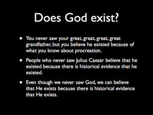 proving the existence of god through science and philosophy Existence of god essay essay on the  argue against the existence of god are proving something  in the quest for god's existence, philosophy and theology are.
