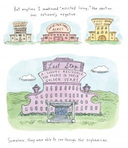 Roz Chast Can't We Talk About Something More Pleasant Assisted Living