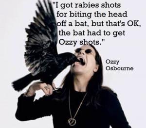 Tags: Quote Ozzy Osbourne Music Black Sabbath