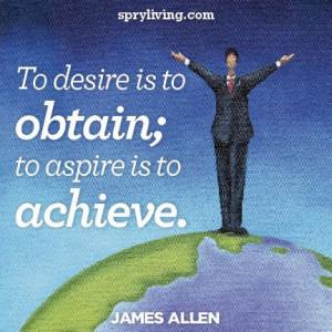 James Allen #quote spryliving.com