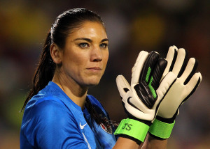 Showing Gallery For Hope Solo Quotes From Her Book