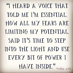 ... quotes inspiring quotes potential quotes inner voice quotes 13