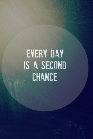 Can You Feel It? | Jeanne Oliver Every day is a second chance