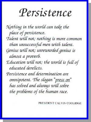 P81010 -Persistence