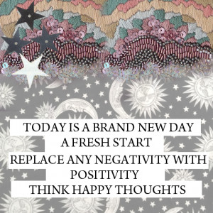 Post image for Inspiring Words For The Week Ahead: Be Happy