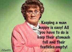 Mrs Brown says