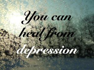 Overcoming Depression Quotes Overcoming dep