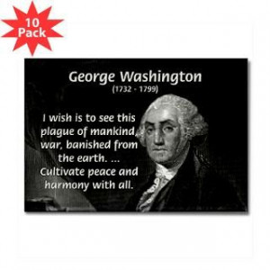 George Washington War Quotes