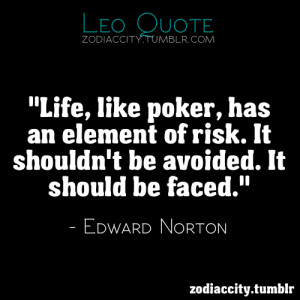 Quotes About Leo Zodiac Sign