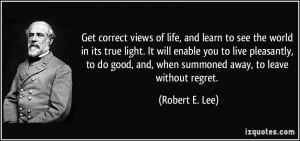 Get correct views of life, and learn to see the world in its true ...