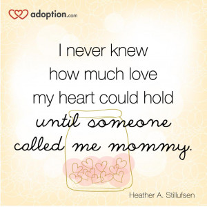 of a mother visit http pinterest com adoption for more adoption quotes ...