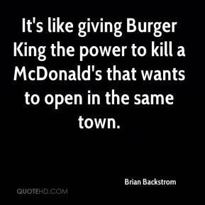 Burger King Quotes