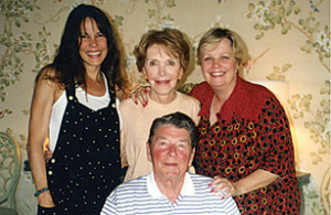 courtesy patti davis family patti davis in a family photo