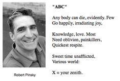 Robert Pinsky -