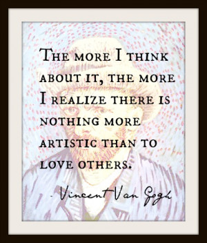 ... famous artist quotes - and anecdotes about celebrated artists as well