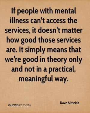 Quotes About People with Mental Illness