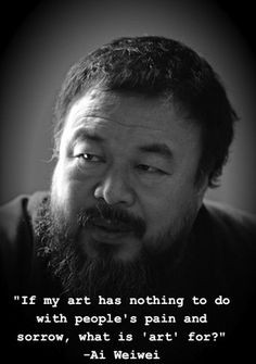 criticism art quotes ai weiwei quotes karate quotes contemporary ...