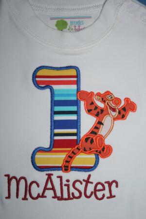 Tigger From Winnie The Pooh Ttfn