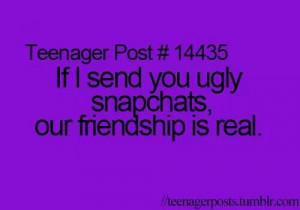 Snapchat: Laughing, True Friendship, Amber, Funny, Truths, Sooooo True ...