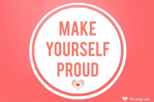 ... make yourself proud, motivation, motivational, pink, quote, text