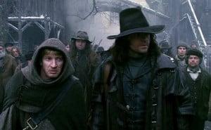 Van Helsing - Carl and Van Helsing enter a troubled village