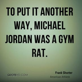 Gym Rat Quotes