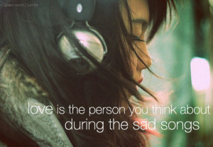 headphones, love, person, photography, sad song