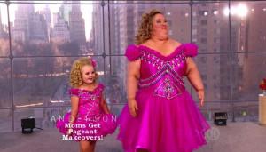 Honey Boo Boo Is Back, And She's Dressed Like A Slutty Cupcake